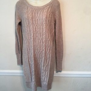 Ruby Moon Sweater Wool Blend Dress